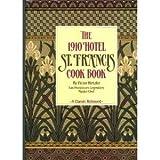 The Saint Francis Hotel Cookbook, Victor Hirtzler, 0915269066
