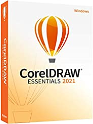 CorelDRAW Essentials 2021 | GraphicsDesignSoftware for Occasional Users | Illustration, Layout, and Photo Ed