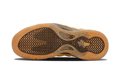 Mens Nike Air Foamposite One Prm Scarpe Da Basket Grano - 575420 700