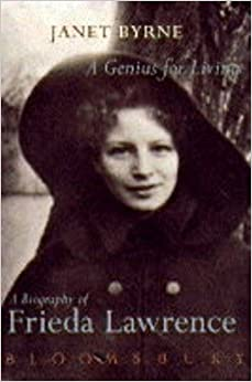 Book A Genius for Living: Biography of Frieda Lawrence