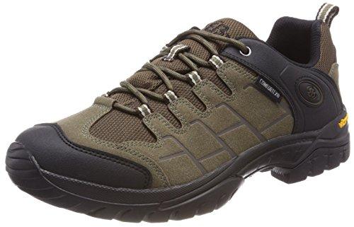 Chaussures oliv Brütting Homme De Canada braun Basses Vert Low Randonnée FqnTE4qB7