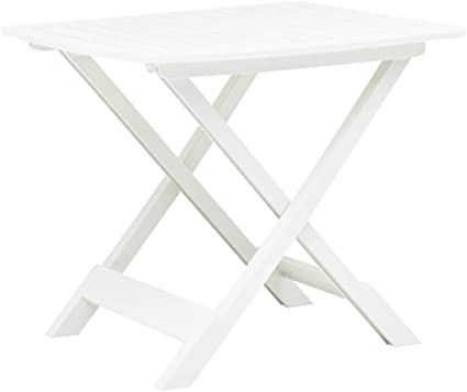 tavola rotonda in ferro battuto Tavolo pieghevole outdoor//balcone//giardino tavolini da t/è portatili piccolo tavolo da pranzo ordinaria semplice 55x72cm,Yellow