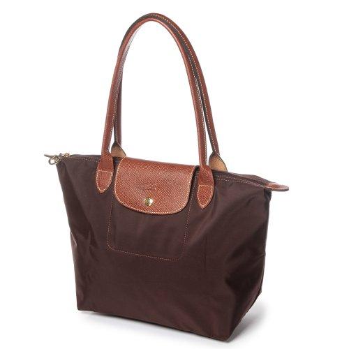 Longchamp Le Pliage Braun M