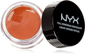 NYX Professional Makeup Concealer Jar, Orange, 0.25 Oz.