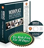 Workplace Investigations : The HR Manager's Step-by-Step Guide, Shipper, Jody, 1600290353