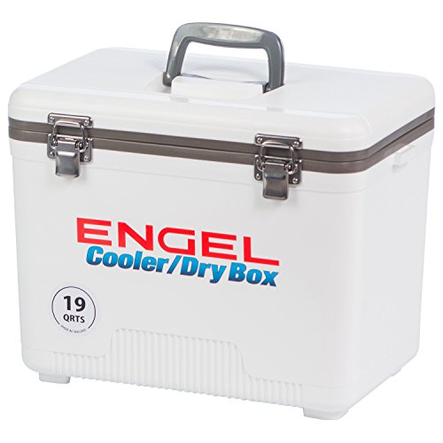 Engel COOLERS 19 QUART COOLER/DRY BOX - (Ice Dry Ice)