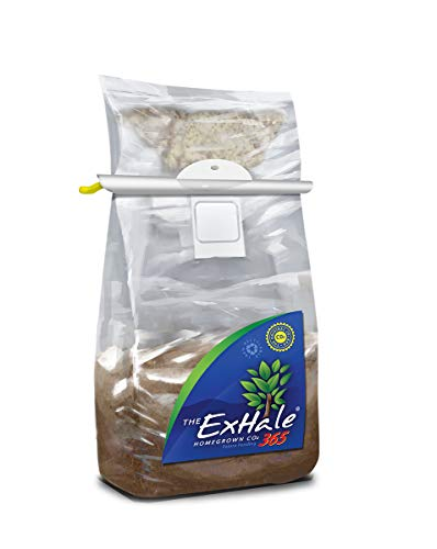 Mushroom Homegrown - ExHale CO2 EX50003 Exhale 365-Self Activated CO2 Bag, 365
