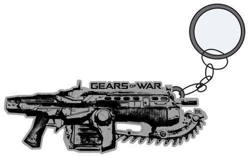 Gears of War Metal Keychain (Gears Of War 4 Rise Of The Horde)