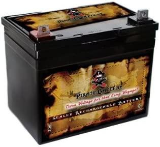 12 V 35AH batería para KUBOTA B7100 para cortacésped: Amazon ...