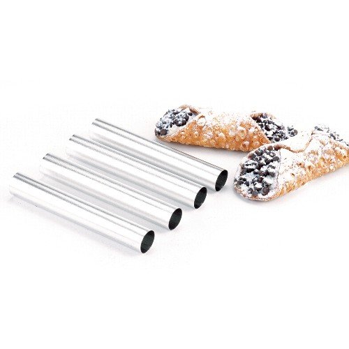 Norpro Stainless Steel Cannoli Forms, Set of 16