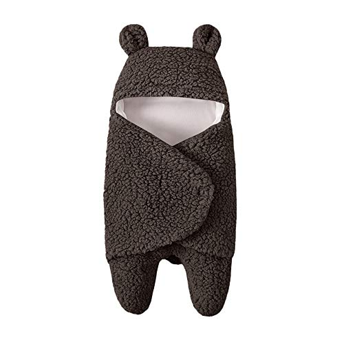 Hatoys Baby Cute Receiving Blanket,Sleeping Bag Blanket,Cartoon Horse Wrap Swaddle, Unisex