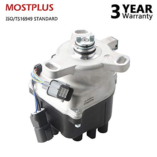 (MOSTPLUS New Ignition Distributor for 92-95 ACURA INTEGRA 1.8L NON-VTEC ONLY TD46 TD-55U)