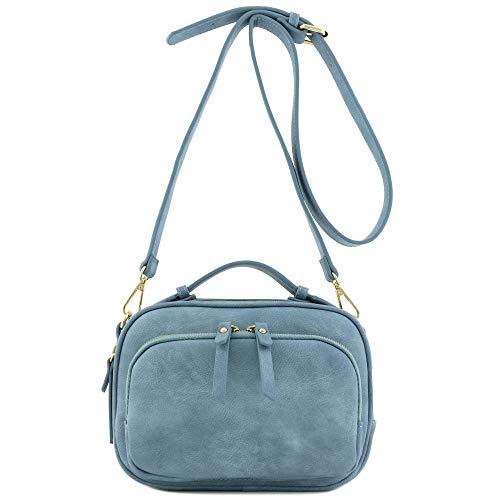 Top Handle Mini Satchel Bag Crossbody Purse