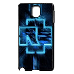 Personalized Custom Most Famous Heavy Metal Band Rammstein Ideas Printed for Samsung Galaxy Note 3 Phone Case Cover--WSM-052702-026
