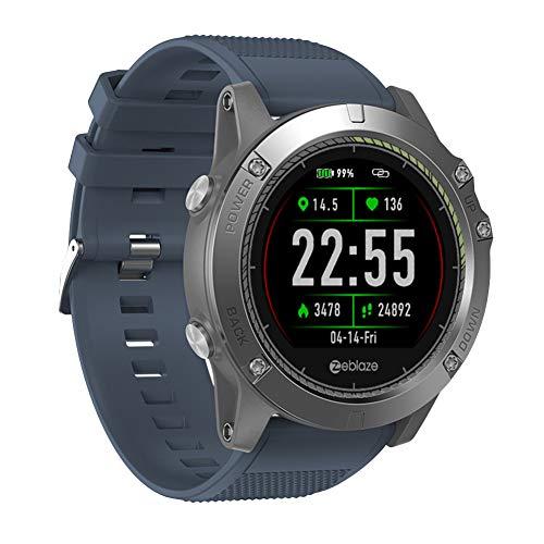 VIBE3 HR Smartwatch für Android iOS
