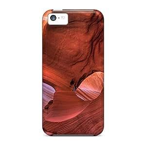 New Design Shatterproof KtJou1646rjHUV Case For Iphone 5c (nature Mountains Navajo Tribal Lands)