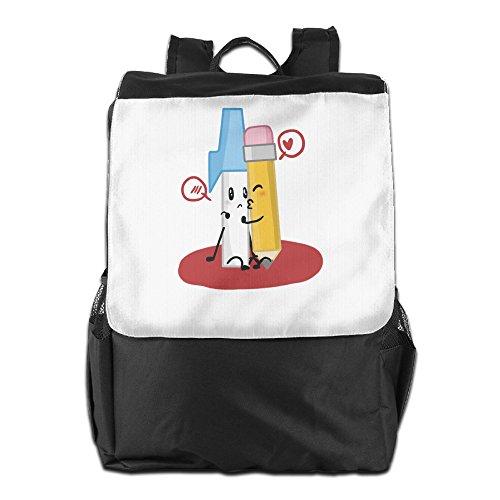 Unisex Pen Pencil Outdoor Travel Double Shoulder Bag,canvas Bags,Climbing Hiking Travel Tactical Riding - Jessica Biel Casual