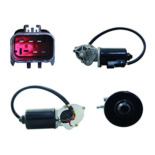 New Wiper Motor For Jeep Wrangler TJ 1997 1998 1999 2000 2001 2002 4864892 by Parts Player