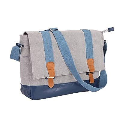 037a31712a67 durable service Tisomen Waterproof Crossbody Shoulder Bag School ...