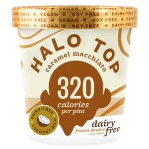 Halo Top Dairy Free Birthday Cake Pint 8 Count Amazon Grocery Gourmet Food