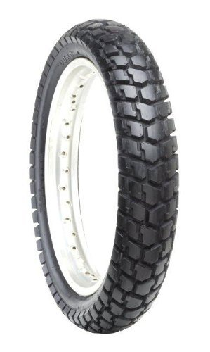 Duro HF904 Median Tire - Rear - 120/80-18 , Position: Rear, Tire Size: 120/80-18, Rim Size: 18, Tire Ply: 4, Tire Type: Dual Sport, Load Rating: 62, Speed Rating: S, Tire Application: All-Terrain 25-90418-12080T