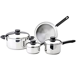 Kinetic Kitchen Stainless Cookware 12000