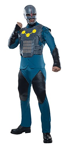 Rubie's Costume Men's Marvel Universe Guardians Of The Galaxy Deluxe Nova Corps, Multicolor, One Size Costume