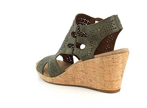 Green 42 Perf Ch Janna Femme Nbk Bt Eu Rockport Chaussures x7wRn4