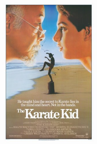 The Karate Kid POSTER Movie (27 x 40 Inches - 69cm x 102cm) (1984) - Kid Movie Poster