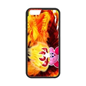 Kirby iPhone 6 4.7 Inch Cell Phone Case Black Uxzdo