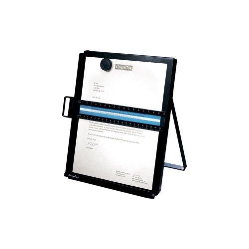 KENSINGTON TECHNOLOGY S7062046B / COPY HOLDER METAL LETTER SIZED /1.5