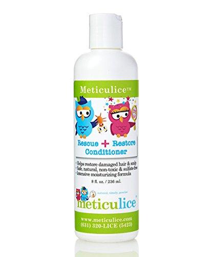 Meticulice Head Lice Treatment Deep Healing Conditioner 8oz. ~ Piojos Tratamiento Acondicionador Profundo 8oz.