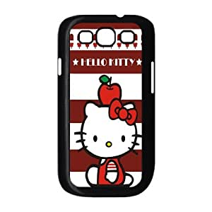 Hello Kitty HILDA0006637 Phone Back Case Customized Art Print Design Hard Shell Protection Samsung Galaxy S3 I9300