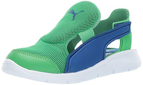 - PUMA Baby Bao 3 Open Sneaker, surf The Web-Irish Green, 6 M US Toddler