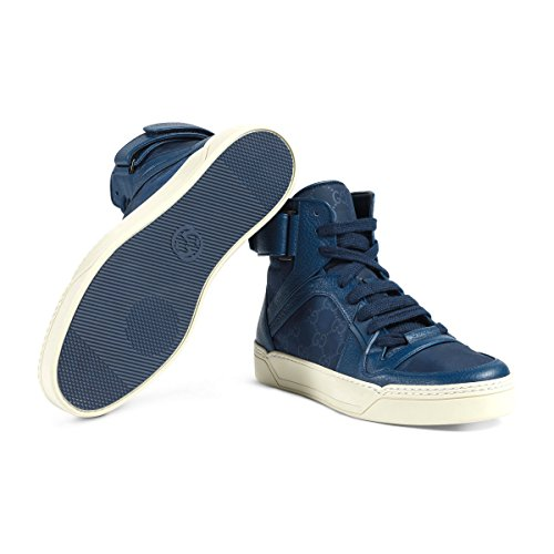 ccissima High-Top Sneaker, Blue 409766 (11 US / 10.5 UK) ()