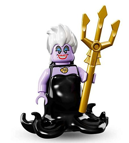 LEGO Disney Series 16 Collectible Minifigure - Ursula from the Little Mermaid (71012) (The Little Mermaid Ursula)