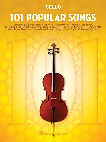 101 Popular Songs: for Cello (101 ()