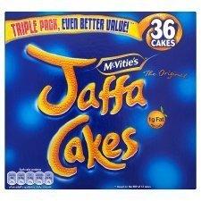 McVitie's Jaffa Cakes Triple Pack (Jaffa Cakes Christmas)