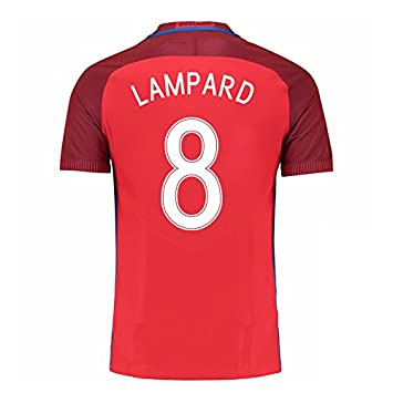 3ced1dc2c ... soccer jersey e1d3a 2f33f  promo code for 2016 17 england away shirt  lampard 8 24a2e 57afa