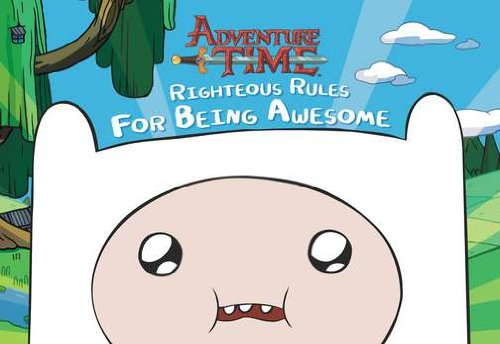 Download Righteous Rules for Being Awesome (Adventure Time) ebook