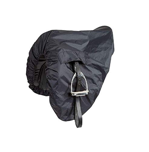 Shires Waterproof Dressage Saddle Cover, Black, One Size