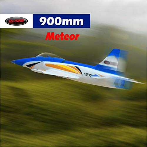 DYNAM RC Airplane Meteor 70mm EDF Jet - PNP ()
