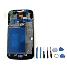 LCD display Touch Screen Digitizer for LG Google Nexus 4 E960 + Frame with free tools