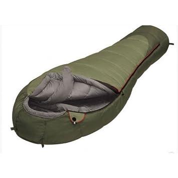 Nanook ALEXIKA Extrem Saco de dormir (Iceland oliva, XXL 230 x 90 x 60 cm: Amazon.es: Deportes y aire libre