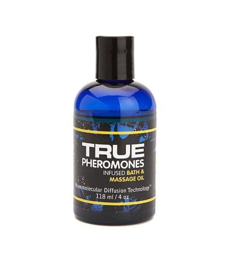 Pheromone Bath Oil - Pheromone Infused Bath & Massage Oil