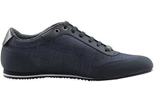 Hugo Boss Mens Lighter_lowp_dnc 10199154 01 Chaussures À Lacets 50370186-401 Bleu Foncé