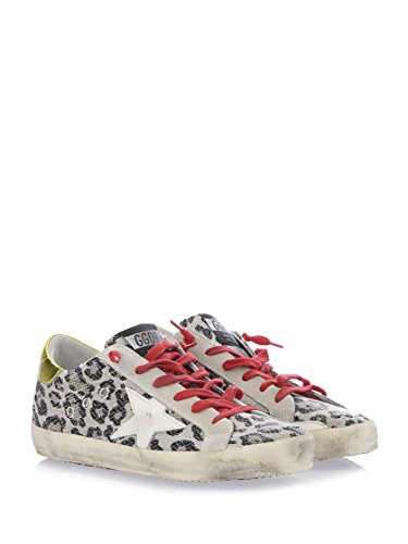 Donne Doca Doro G32ws590g48 Sneakers In Pelle Bianche / Nere