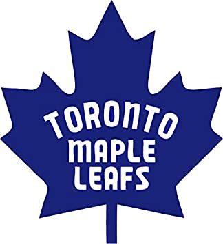 Toronto Maple Leafs Decal Sticker For Car Or Truck Windows Laptops Etc Decal Sticker For Car Or Truck Windows Laptops Etc Decals Magnets Bumper Stickers Amazon Canada