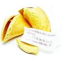 120pcs WIN FAR Chinese/Japanese Fortune Cookies Fresh Single Wrap Vanilla flavor