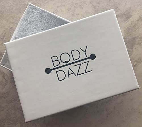 BODY DAZZ 3 Pair 2G-25mm Pastel Color Solid Silicone Double Flared Plugs